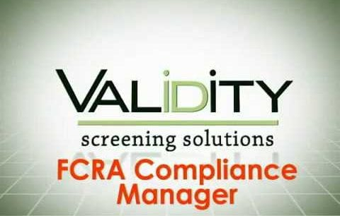 FCRA Compliance Manager