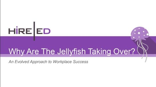 Why are the Jellyfish Taking over?